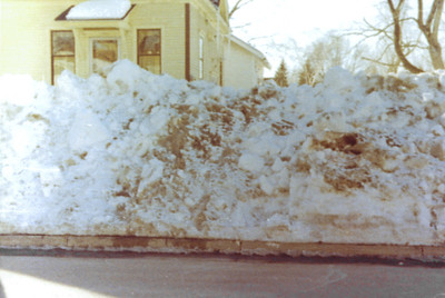 16 Old Nicol Photos - Snow