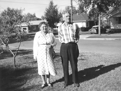 32 Old Nicol Photos - Grandma & Grandpa Nicol