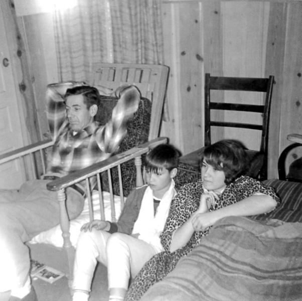 20 Old Nicol Photos - Dad Mike Ilene 1964