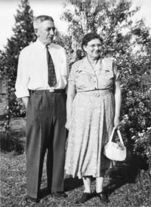 Grandma & Grandpa Nicol