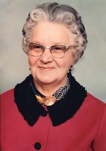 Grandma Holkoboer 1978