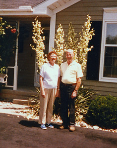 Old Nicol Photos 4020 - July 1992 Mary & Roger
