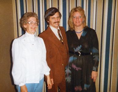 Old Nicol Photos 4035 - April 1983 Denise Gordon Mary