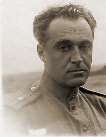 Boria Kusnetzov. Dottie's father's nephew; i.e. Dottie's cousin.