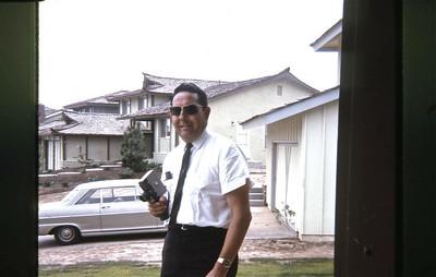 Dad and his movie camera