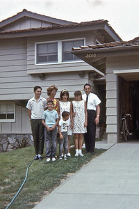 The Smith Family at the New House!