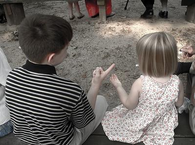 Alex and Sarah 2002