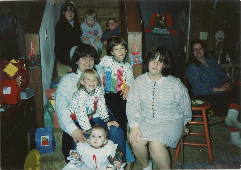 Beth, Jenny, Kathy, Megan, Jill, Rosco, Jake, and Chlana, and Jackie,