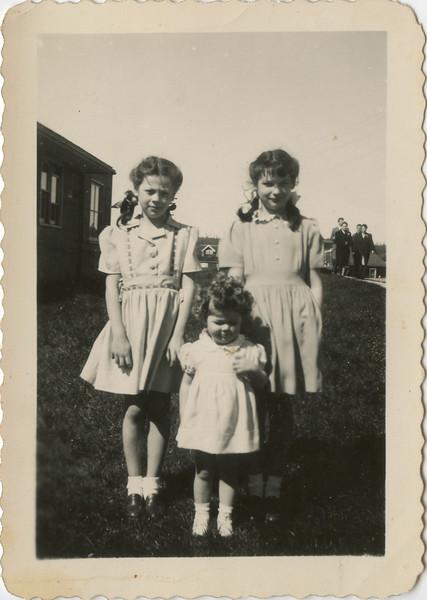 Beverly, Joyce & Cheryl.