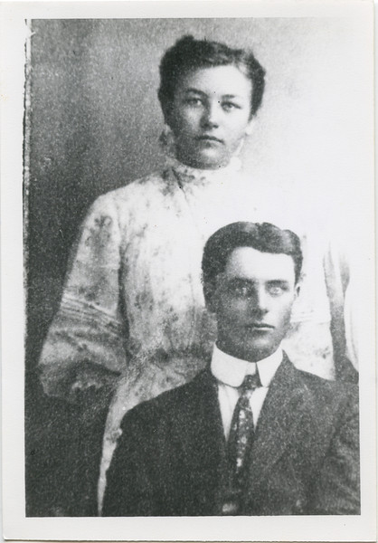 Bill Boulds and his wife Vendla (Lundquest) Boulds,