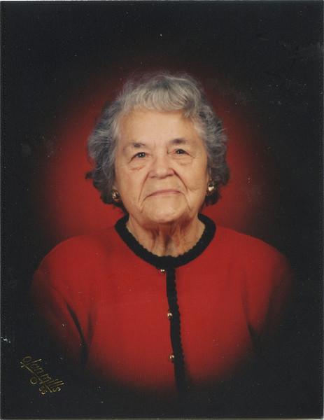 Wilma VanHorn, 1995,