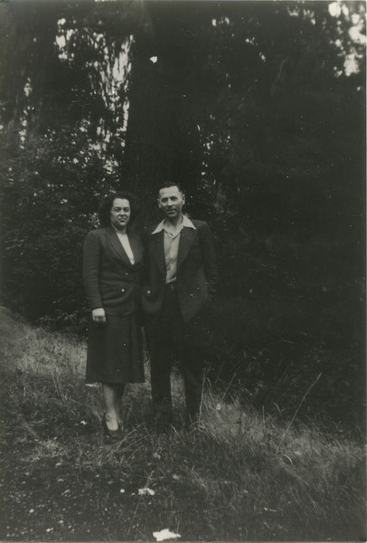 George and Wilma 1940's.