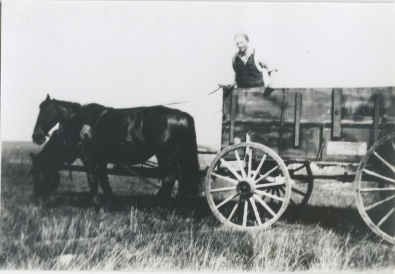 Grandpa George, 1928,