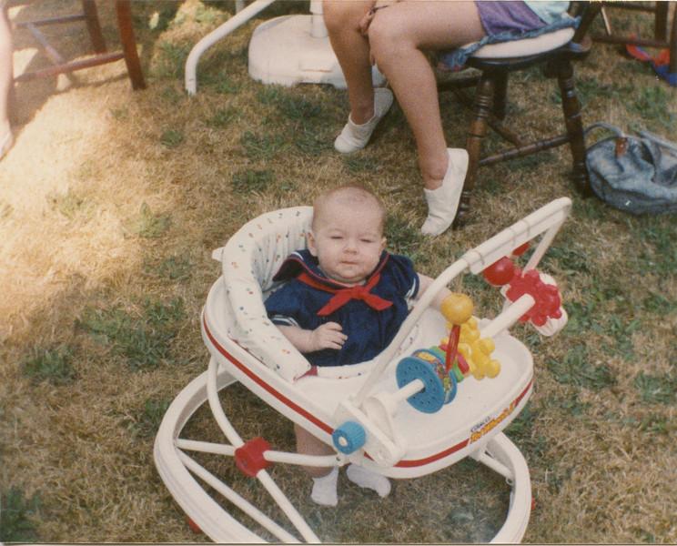 Chelanna Todd, July 1991,