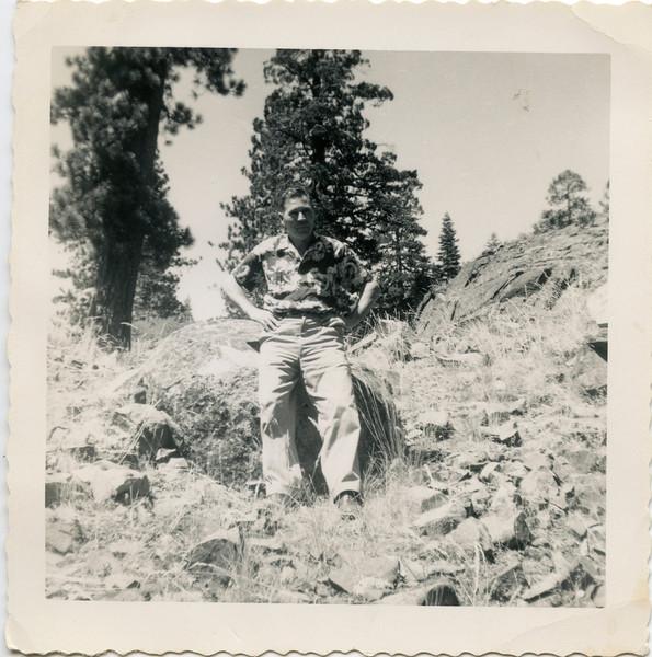 George VanHorn.