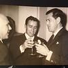 Ray Mireles, center. Mario Benvenuto, right.