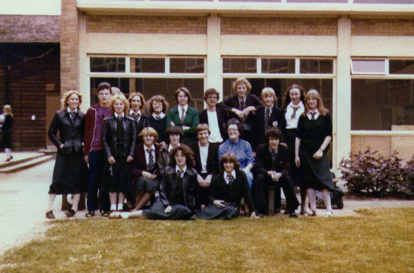 Bourne Grammar School 1980