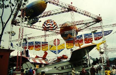 Western States Trip - September 1986