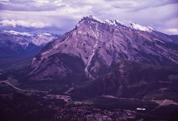 Banff & Jasper Road Trip - June 1992