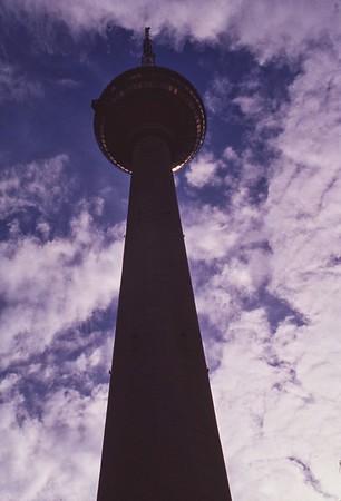 17 Berlin TV Tower