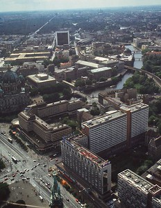20 Berlin View from TV Tower