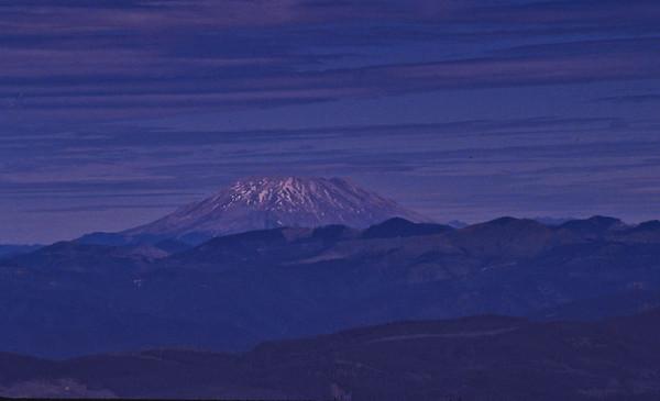 15d Adams From Larch Mt 1993