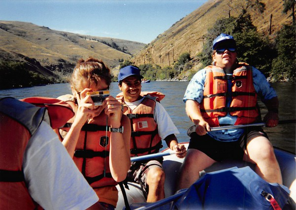 020 Deschutes Rafting