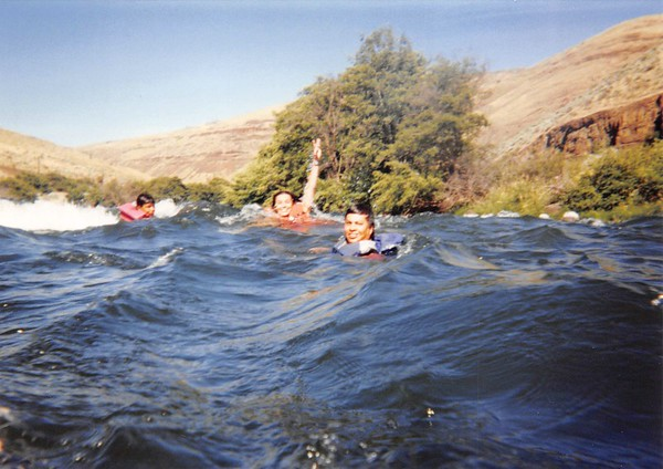 016 Deschutes Rafting
