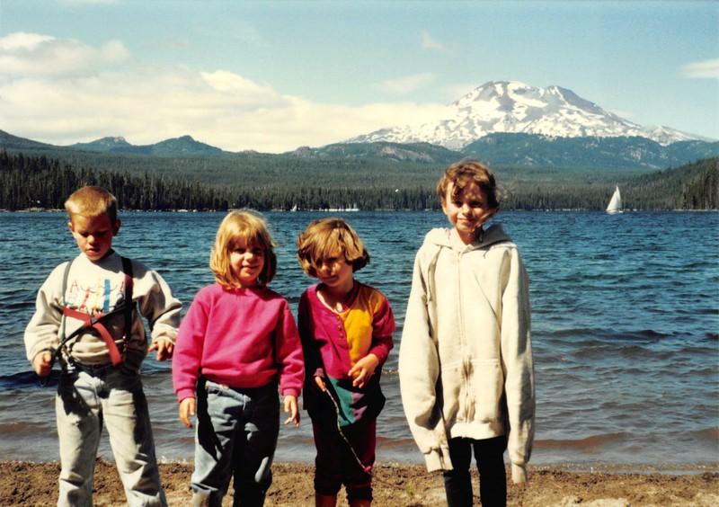 Elk Lake 1996