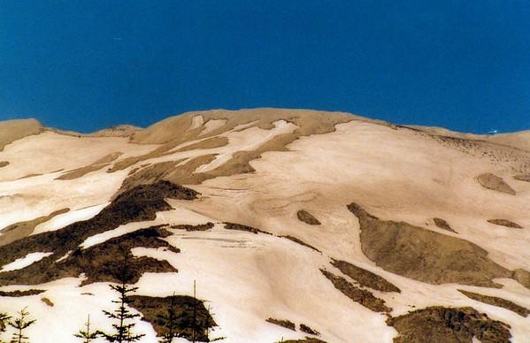 Mt St Helens 1999