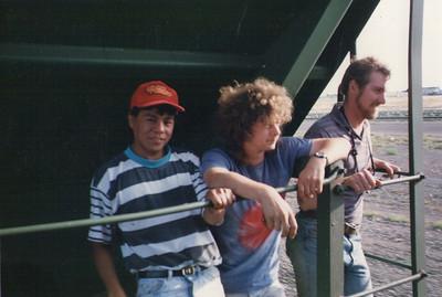 Train Hopping - 1991