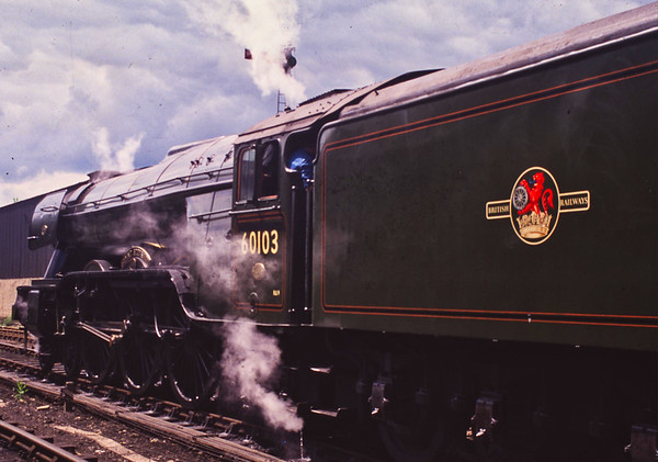 21 The Flying Scottsman - Nene Valley Railway 1994