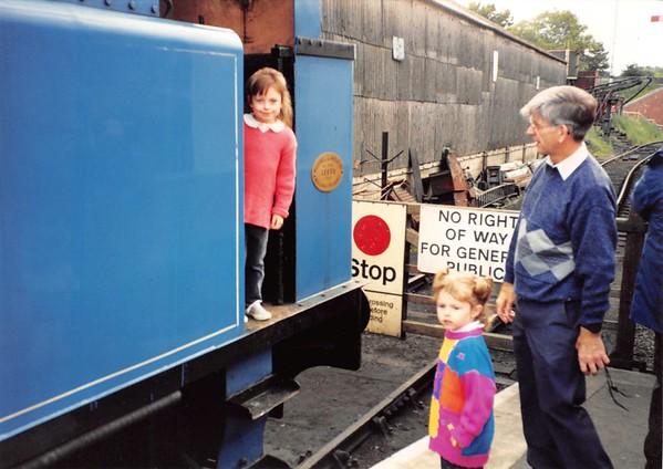 16 Thomas the Tank Engine - Nene Valley Railway 1994