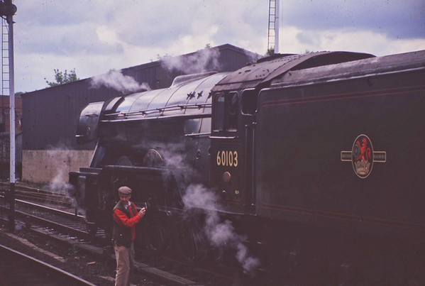 22 The Flying Scottsman - Nene Valley Railway 1994The Flying Scottsman - Nene Valley Railway 1994