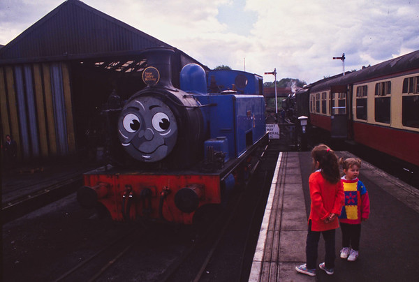 14 Thomas the Tank Engine - Nene Valley Railway 1994