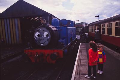 14 Thomas the Tank Engine - Nene Valley Railway 1994