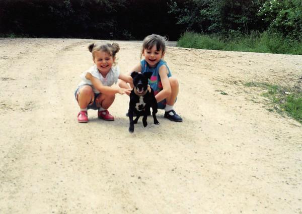 11a At Mum & Dads 1994