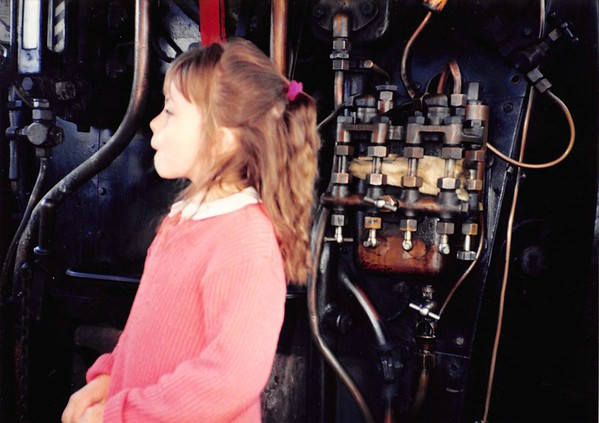 17 Thomas the Tank Engine - Nene Valley Railway 1994