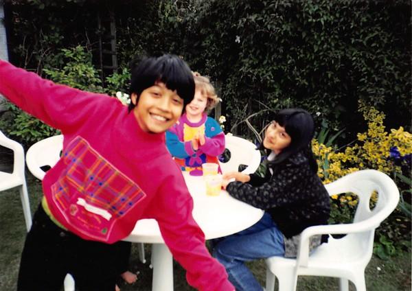 04 At Mum & Dads 1994
