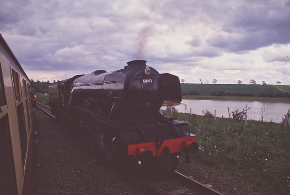 23 The Flying Scottsman - Nene Valley Railway 1994