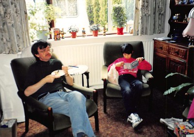 02 At Mum & Dads 1994