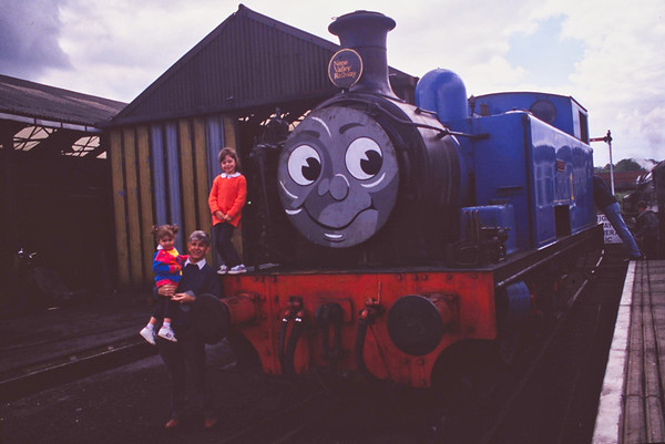 15 Thomas the Tank Engine - Nene Valley Railway 1994