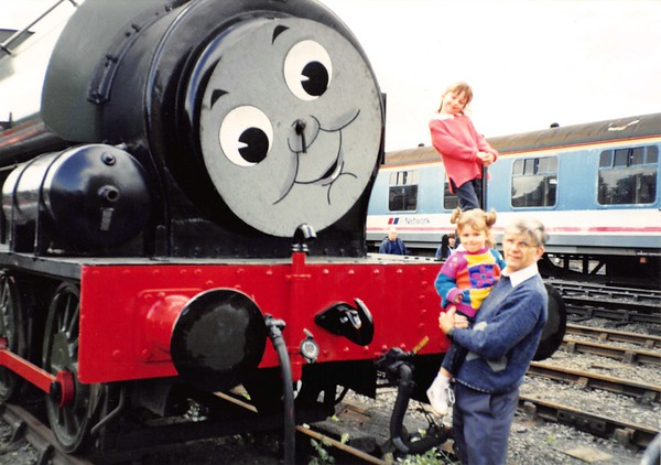 13 Thomas the Tank Engine - Nene Valley Railway 1994