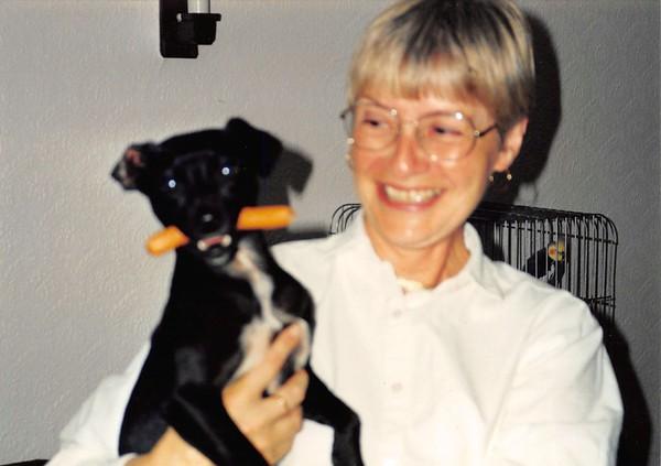 07 At Mum & Dads 1994
