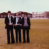 A young Mr. Fordham, Roger Wilson & Paul Galloway<br /> Last few days of School (5th Form) July 1980