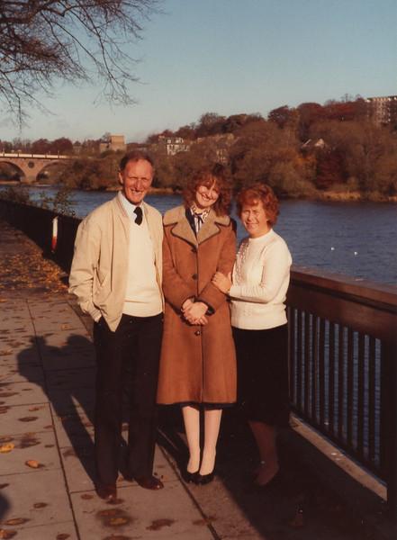 David,Al and Una