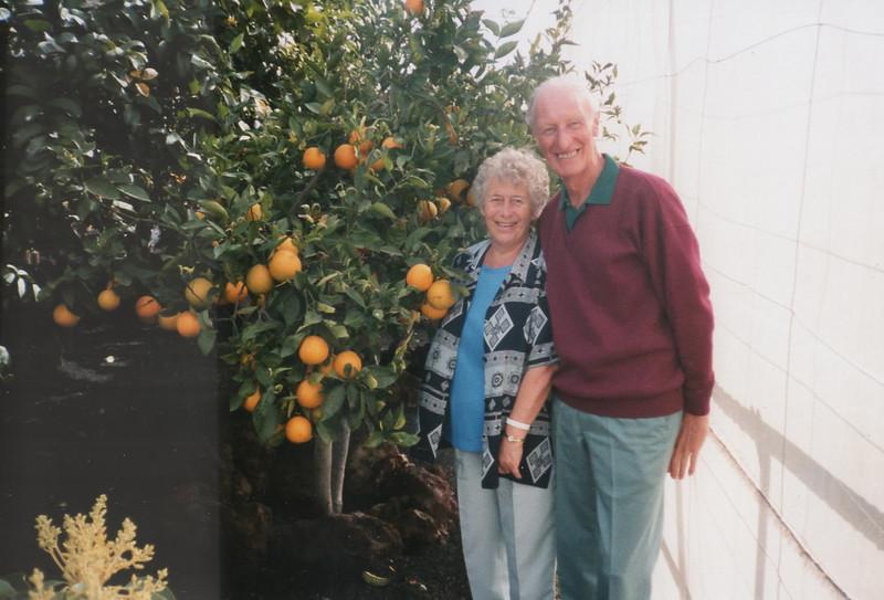 Una and David