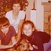 Geroge, Jane, Gail & Kerri<br /> Rippingale 1978