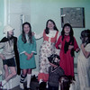 Jane's 10th Birthday 1975 <I>Young George amongst all the ladies!</I>