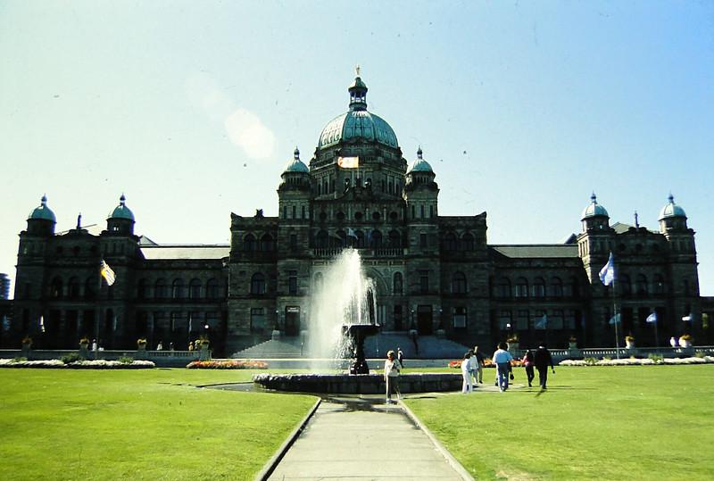 Victoria - Capitol Building